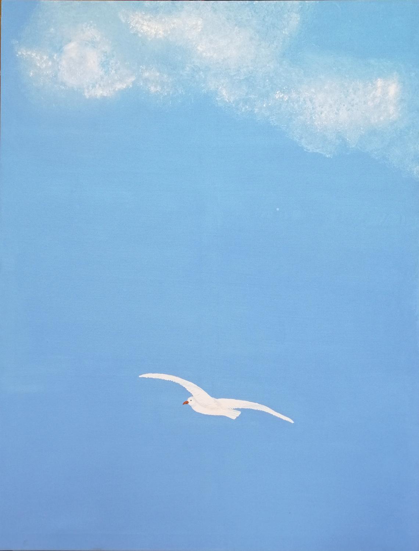 Cielo de día (luz blanca)